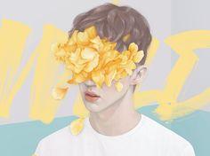 Capa de WILD, novo álbum de Troye Sivan, por Hsiao Ron Cheng.