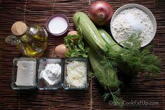 Κις Λορέν κολοκυθιού, η οικονομική ⋆ Cook Eat Up! Greek Recipes, Fresh Rolls, Pickles, Cucumber, Table Decorations, Ethnic Recipes, Pizza, Food, Eten