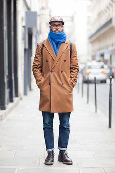 Street Style: Paris Fashion Week, Menswear Fall 2013, Day Three: The Daily Details: Blog : Details
