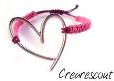 braccialetto nodo piano