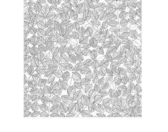 Brewster Home Fashions Scandinavian Designers II Romans Leaf x Wallpaper Roll Colour: Black Modern Wallpaper, Wallpaper Roll, Wall Wallpaper, Designer Wallpaper, Stig Lindberg, Wall Paper Phone, Design Repeats, Hanging Wall Art, Scandinavian Design