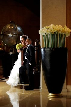 Moments captured at Four Seasons Hotel Beirut Lobby!