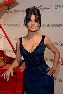 Image result for Salma Hayek Body