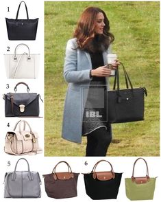 Kate's handbag/small tote collection (that we have seen), because who on earth doesn't love handbags? What Would Kate Do found this great… Kate Middleton Makeup, Kate Middleton Style, New Handbags, Small Handbags, Duchess Kate, Duchess Of Cambridge, Classy Winter Outfits, Kate Middleton Prince William, Great Women