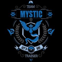 Team Mystic Pokémon Go