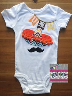 As with all my tees, this design is all hand-cut and hand-sewn by machine! Your childs birthday number in Spanish is cut out one by one and appliqued over a yellow/orange/brown bunting that stretches from armpit to neck! Rope twine is then hand-stitched to complete the realistic look of