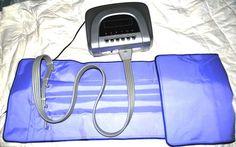 fascia pressoterapia per cellulite  e  linfodrenaggio  completa di macchina