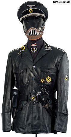 Hellboy: Kroenen Full-Size Body, Fertig-Modell ... http://spaceart.de/produkte/hlb008.php