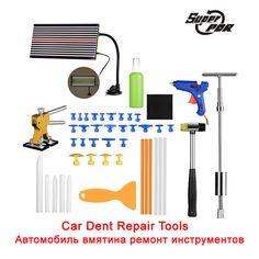 Super PDR Tools Shop - Glue Gun Led Line Board Slide Hammer with Spring Dent Puller - Paintless Dent Repair Tools for Sale Y-045