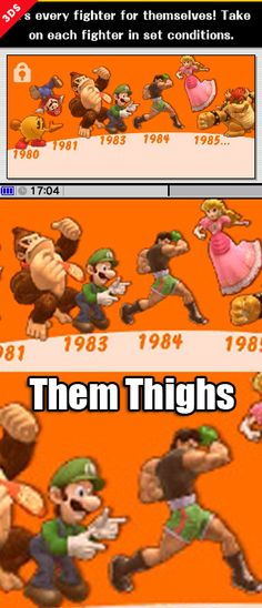 Luigi has always been a strange one