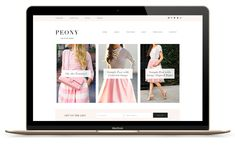Introducing Peony: A Modern & Feminine WordPress Theme