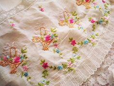 Lovely linen.
