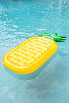 Pineapple Slice Pool Float