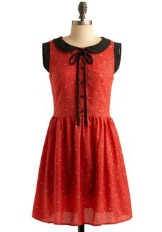 Just ordered this dress as well, hope the collar doesn't turn out to be too overwhelming!