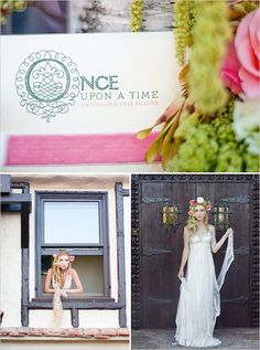 Tangled inspired wedding, taken by Sunday Romance Photography.