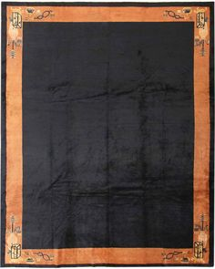Antique Chinese Oriental Rugs #43750  http://nazmiyalantiquerugs.com/antique-rugs/chinese/