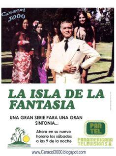 La isla de la fantasía 1980