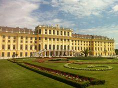 Schloß Schönbrunn in Wien, Wien