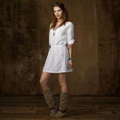 Bohemian Dress - Denim & Supply  Sale - RalphLauren.com