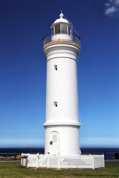 Kiama Light, also known as Kiama Harbour Light, is an active lighthouse in Kiama, New South Wales, Australia.  It opened in 1887 and became automated in 1920.