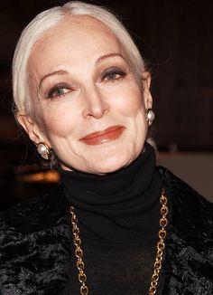 Мудрая и прекрасная Кармен Делль Орефиче: ей 84!!!!!