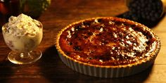 Try this Blueberry Frangipane Tart recipe by Chef Matt Moran. This recipe is from the show Paddock To Plate. Tart Recipes, Almond Recipes, Cooking Recipes, Frangipane Tart, Aussie Food, Poached Pears, Blueberry Jam, Sweet Pastries, Sweet Pie