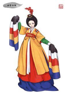 Korean Clothes A Booming Market Korean Traditional Clothes, Traditional Fashion, Traditional Dresses, Traditional Art, Korean Hanbok, Korean Dress, Korean Outfits, Korean Illustration, Cute Illustration