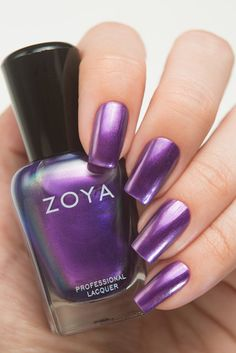 ZP919 Delaney | Zoya Party Girls collection