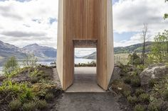 Gallery of The Pyramid Viewpoint / BTE Architecture - 5
