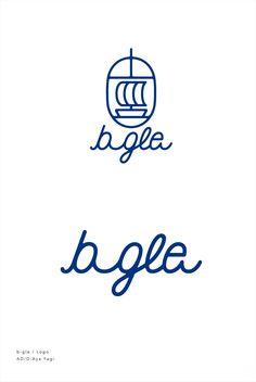 Yagi Aya - b-gle_logo