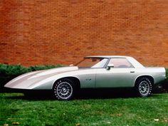 Chevrolet XP 898 Concept Car (1973)