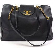 I entered to win a 2 day stay at the Kenwood Inn & Spa and a vintage Chanel weekender... you should too!