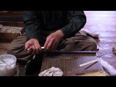 寄木細工職人、本間 昇さんとヅクを作る。 - YouTube