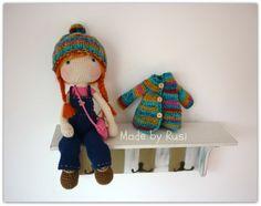 Muñeca amigurumi Crochet Emma de Rusi Dolls por RusiDolls en Etsy
