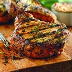 Pork loin with bone recipe
