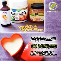 This is The Only Lip Balm Recipe You'll Ever Need. Making your own beauty products is a great way to reduce your exposure to harmful chemicals. One of the easiest products to make is a natural lip balm made with coconut oil. In addition to being a healthy alternative cooking oil, coconut oil is an excellent moisturizer for your entire body.