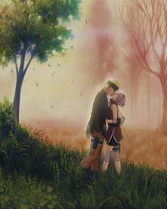 #Naruto and Sakura