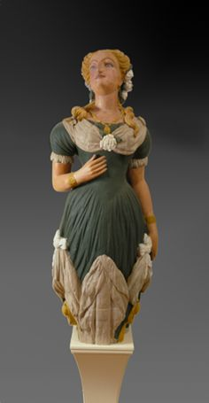"bark ""Marie"", Canadian carver, about 1875"