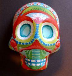 Art Education Blog for K-12 Art Teachers | SchoolArtsRoom: A Lesson for the Mexican Days of the Dead
