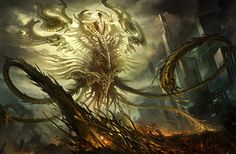 Hastur, The King in Yellow.