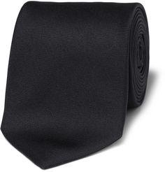 Drake's Woven-Silk Tie | MR PORTER