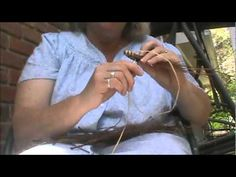 Nancy Today: Pine needle basket how to Using Ponderosa Pine needles - very long, not found in the NE