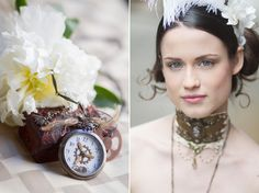 Steampunk Styled Shoot von JKB Young Photography (http://www.jkbyoung.com/)
