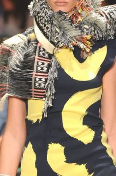 patternprints journal: PRINTS, PATTERNS AND DETAILS FROM S/S 14 WOMENSWEAR COLLECTIONS, PARIS FASHION WEEK / 3