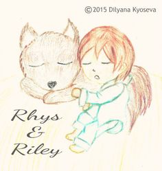 A dose of Rhys and Riley. Chibi. Dogs, Bats & Monkeys Series https://www.wattpad.com/story/28389068-you-are-the-answer-boyxboy-wattys2015