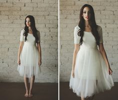 12 Nontraditional Wedding Dresses for the Non-Basic Bride | Weddings ...