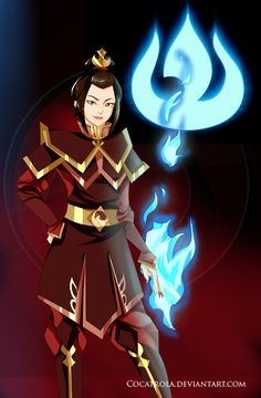 """"""" Azula by ~Cocatrola This is stunning! how could i missed this! Avatar Aang, Avatar Legend Of Aang, Team Avatar, Legend Of Korra, Avatar Disney, The Last Airbender Characters, Avatar Characters, Avatar The Last Airbender Art, Anime Play"""