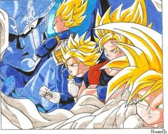 DeviantArt: More Like Dragon Ball Begins by lord-phillock