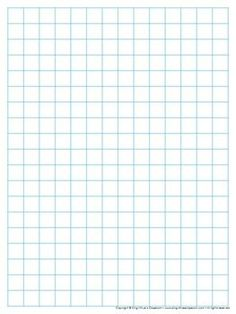 graph paper full page grid half inch squares 14x19 boxes no name line king virtues classroom never run out of graph paper again