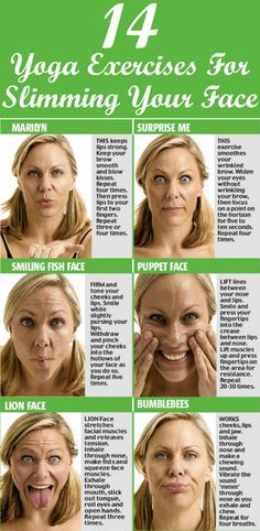 Here we introduce you some simple yet effective facial exercises for a lean, sculpted and younger looking face. <---is this legit ?